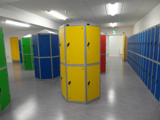 Lockers for All Applications