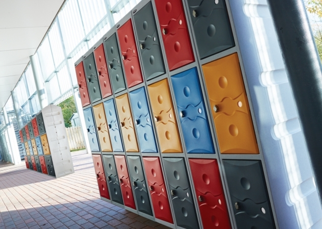 Robust ULTRABOX Plastic Lockers