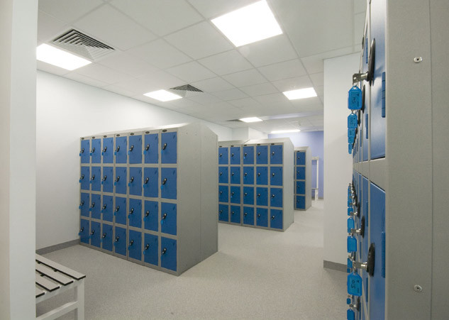 Complete Locker Room Design Solutions