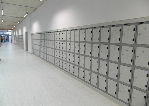Schools and college storage all levels