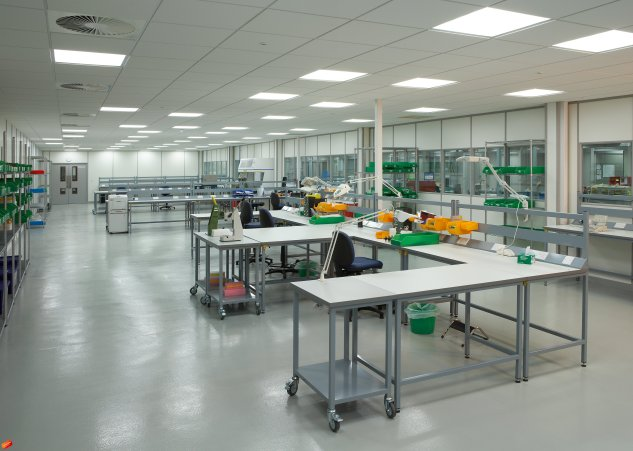 Complete Workshop fitouts available