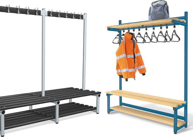 Specialist Cloakroom suppliers