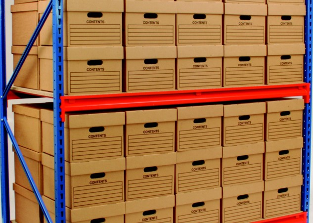 Heavy Duty Archive storage boxes