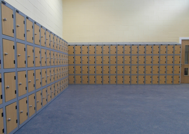 Durable Shockproof school lockers