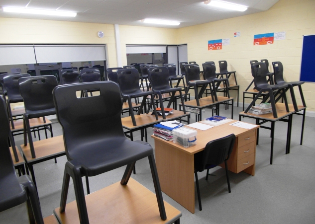 Titan Posture School Chairs