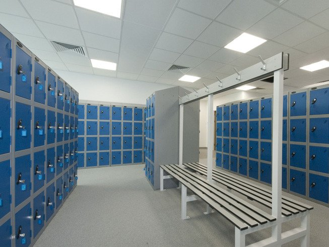 Locker Room Design & Fit-Out