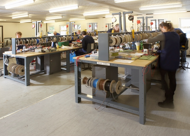 Bespoke workbench solutions available
