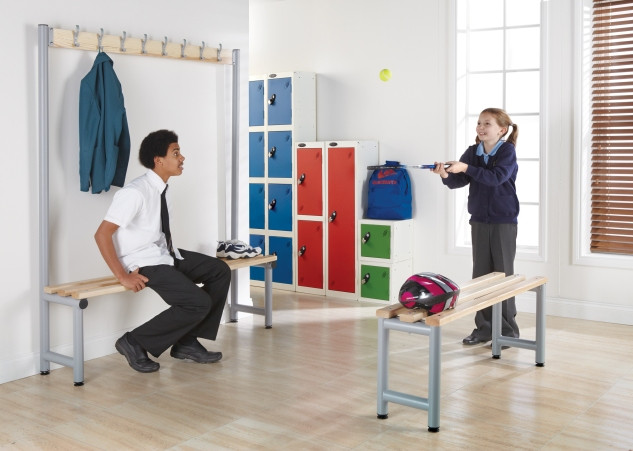 Cloakroom supplies for schools and colleges
