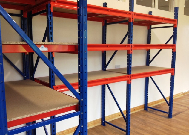 Adaptable Longspan Shelving