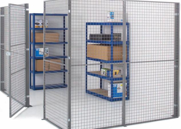 Mesh Partition Systems