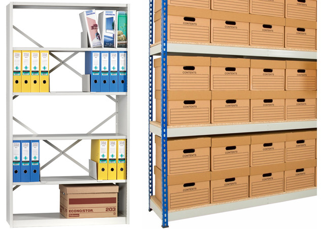 Office & Archive Shelving