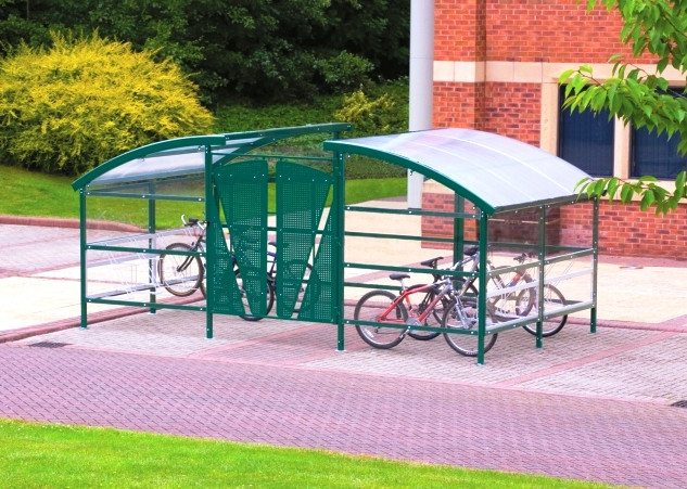 Cycle Storage Solutions. Bicycle bays