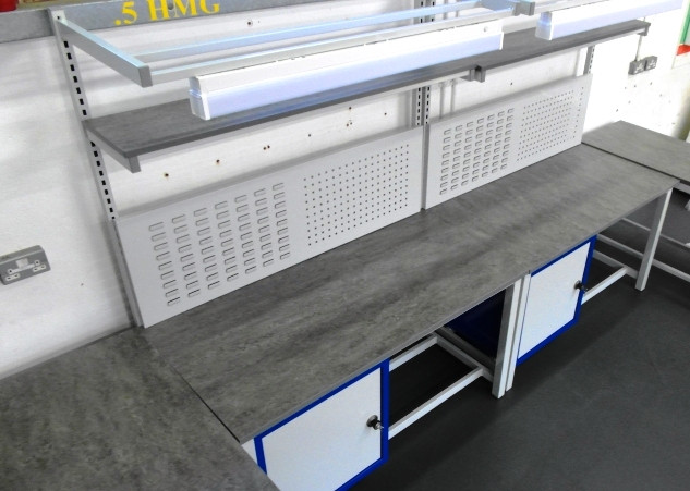 Superior Storage Solutions Industrial Workshop Benches