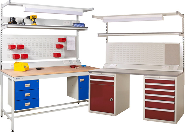 Workshop & Workbenches